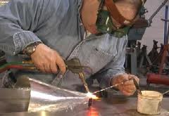 ron fournier welding