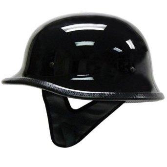 DOT chopper helmet
