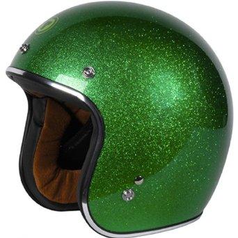 cafe racer style helmet