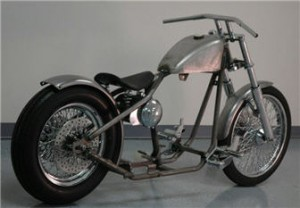 bobber rollding chassis