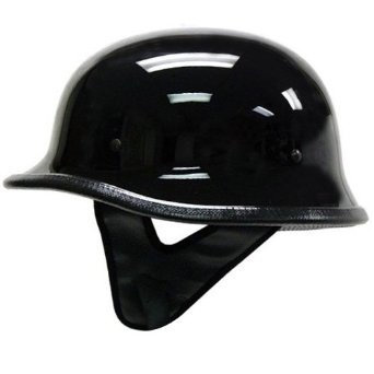 DOT chopper helmet